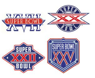 Work by Tom Nikosey for the NFL's Super Bowl series