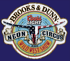 Tom's work for Brooks & Dunn