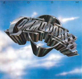 Tom Nikosey - Commodores Zoom album cover