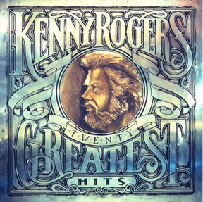 Tom Nikosey - Kenny Rogers Greatest album cover