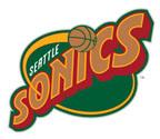Tom Nikosey - Seattle Supersonics logo design