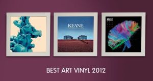 Best Art Vinyl, 2012, winner,