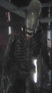 Alien, movie, Giger