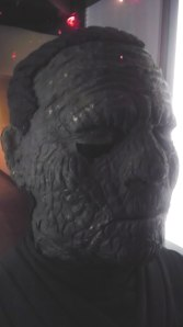 Mummy mask at EMP