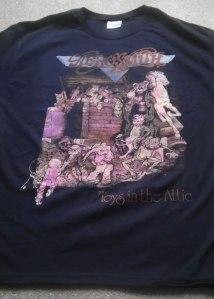 Aerosmith, Toys in the Attic, Ernie Cefalu
