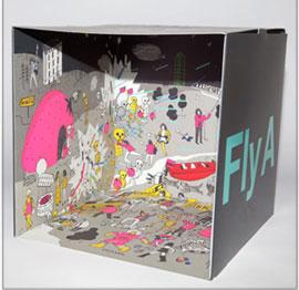 Go Fly A Kite, diorama, Ben Kweller