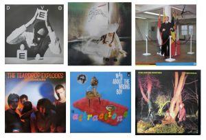Brian Griffin, Album Covers, Album Cover, photographer, photographs