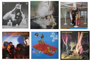Brian Griffin, Album Covers, Album Cover, photographer, photographs