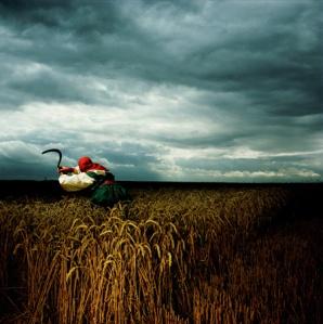 Depeche Mode, A Broken Frame, Brian Griffin, album cover, photograph, photographer