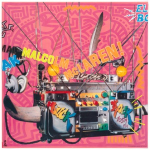 Duck Rock, album cover, Malcolm McLaren, Nick Egan
