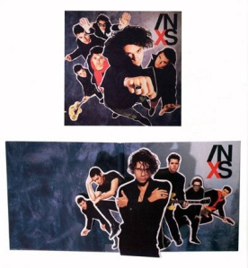 INXS, album cover, Nick Egan