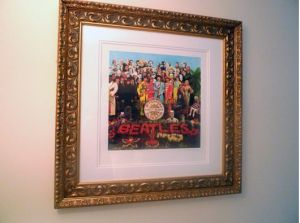 The Beatles Sgt. Peppers Album Cover Peter Blake Rob Smeaton Album Cover