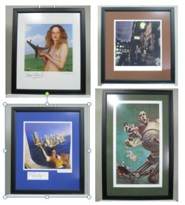Blind Faith, David Bowie, Queen, Supertramp album cover art prints