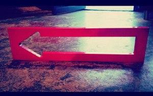 Pozzie Mazerati, Red Arrow, album art, ACHOF