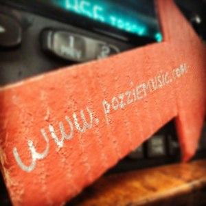 Red Arrow, Pozzie Mazerati, album art, ACHOF