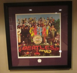 The Beatles, Sgt. Peppers, album cover, Peter Blake