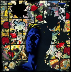 Mick Haggerty, album cover, designer, Mick, Haggerty, portfolio, Album Cover Hall of Fame, interview, biography, David Bowie, Tonight