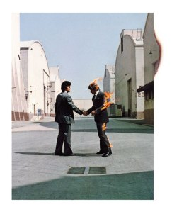 Eric Christensen, ACHOF, Featured Fan Collection, album cover, The Cover Story, article, interview, Mike Goldstein, collection, record sleeve, Pink Floyd, Wish You Were Here, Thorgerson, Hipgnosis