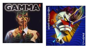 Mick Haggerty, album cover, designer, Mick, Haggerty, portfolio, Album Cover Hall of Fame, interview, biography, Gamma, Gamma 1, YMO, Japan