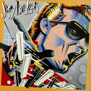 Mick Haggerty, album cover, designer, Mick, Haggerty, portfolio, Album Cover Hall of Fame, interview, biography, Jerry Lee Lewis