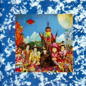 Eric Christensen, ACHOF, Featured Fan Collection, album cover, The Cover Story, article, interview, Mike Goldstein, collection, record sleeve, Rolling Stones, Their Satanic Majesties Request, lenticular, Michael Cooper