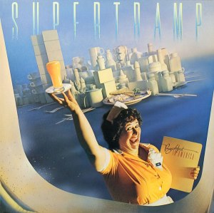 Mick Haggerty, album cover, designer, Mick, Haggerty, portfolio, Album Cover Hall of Fame, interview, biography, Supertramp, Breakfast In America, Grammy, Grammy award, winner, 1979