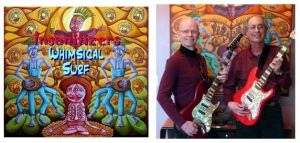 The Insanitizers, Conrad Swartz, Collection, Fan Collection, ACHOF, interview, article, Mike Goldstein, surf guitar, Whimsical Surf