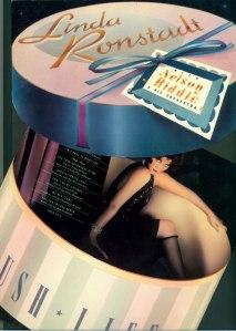 Kosh, John Kosh, designer, art director, Linda Ronstadt, album cover, record cover, record sleeve, package, sleeve, Lush Life, Grammy, Grammy Award, award winner