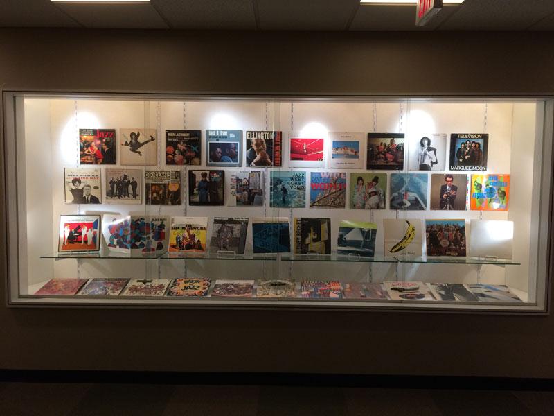 Featured Fan Portfolio – RISD Album Art show curator Robert Garzillo ...