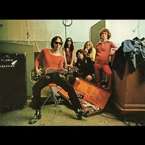 Flaming Groovies album cover art
