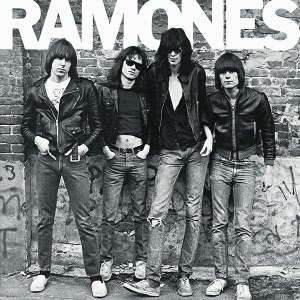 The Ramones album cover art