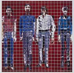Talking Heads More Songs Album Cover art