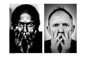 Anton Corbijn and Miles Davis portraits